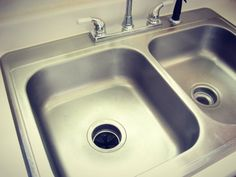 How to Polish your Stainless Steel Sink
