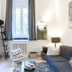 Truly stunning #boutique apartment close to #Wagner in #amazing #milan #milano available from July - ask us about it now #rentingmilan