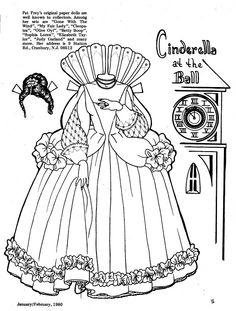 Cinderella Pat Frey - Debbie - Álbuns da web do Picasa