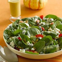 Mouthwatering salad...healthy and less expensive!