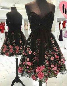 Simple Prom Dresses, black homecoming dresses backless prom dress sweetheart prom dress fashion homecoming dress sexy party dress custom made evening dress LBridal Dresses Elegant, Pretty Dresses, Sexy Dresses, Beautiful Dresses, Evening Dresses, Short Dresses, Fashion Dresses, Beautiful Ladies, Formal Dresses
