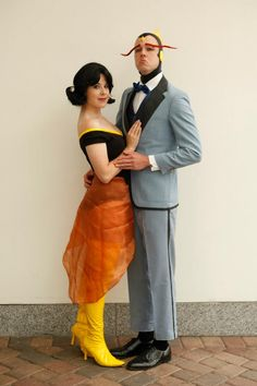 Venture Bros Dr Girlfriend Monarch PROM Cosplay 3