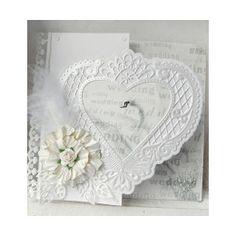 Marianne Design Creatables Dies - Anja's Filigree Heart LR0299 < Craft Shop | Cuddly Buddly Crafts