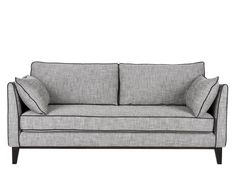Content by Terence Conran – Keston, canapé 3 places, gris jet Terence Conran, Small Sofa, Large Sofa, Grey Lounge, Gras, Sofa Design, Contemporary Style, Love Seat, Home Furniture