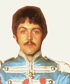 Paul Really Is Dead: Part 2 of Facial Comparison: Sgt. Pepper.
