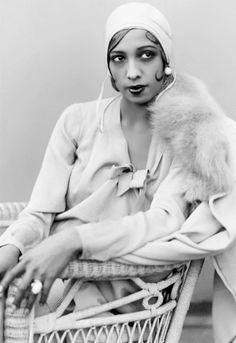 Josephine Baker by Murray Korman, 1929