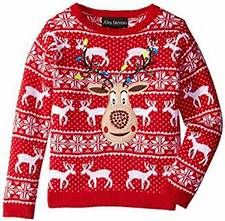 Sequin Reindeer Sweater - Bing images