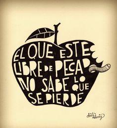 El que esté libre de pecado no sabe lo que se pierde - www.dirtyharry.es