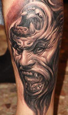 Tattoo Artist - Boris Tattoo - monsters tattoo