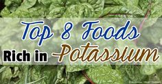 Learn about the 5 foods high in potassium and other potassium sources, as this dietary mineral helps reduce blood pressure by cutting out sodium. http://articles.mercola.com/sites/articles/archive/2010/10/16/foods-rich-in-potassium.aspx