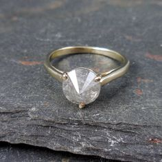 Unique Diamond Ring,