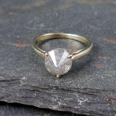 Unique Diamond Ring,