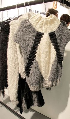 Guðrun & Guðrun #fashion #sweater