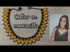 Jewelry Patterns, Beading Patterns, Crochet Patterns, Bead Jewellery, Beaded Jewelry, Handmade Jewelry, Crochet Necklace, Beaded Necklace, Diy Crown