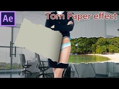 How to make torn paper effect in After Effects - YouTube After Effects 3d, Adobe After Effects Tutorials, Video Effects, Photoshop Design, Adobe Photoshop, Lightroom, Adobe Premiere Pro, Torn Paper, After Effect Tutorial