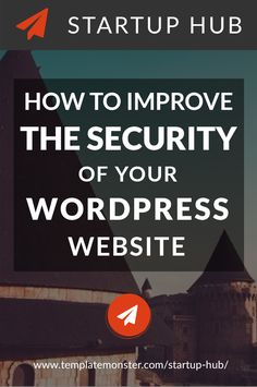 Much like having to protect your home from robbers, you need to protect your website from hackers and harmful software. This guide will take you through different methods of both general and WordPress specific security.