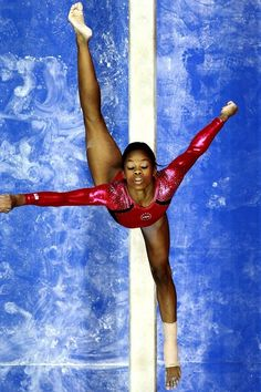Gabby Douglas is awesome!!