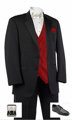 Build YOUR Tux: See your rental tuxedo image here.steve