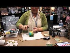 Wendy Vecchi spent time some time in the Ranger booth demoing Archival Inks, Distress Inks, Dylusions Ink Sprays, and Perfect Pearls at CHA. In this video she shows you how well these products work with her Studio 490 Embossing Paste along with a few tips and techniques!
