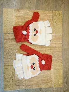 #christmas  #santa  #gloves #santagloves