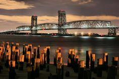 marine parkway bridge,gil hodges memorial bridge, to rockaway beach Rockaway Park, Far Rockaway, Rockaway Beach, Brooklyn Image, Places In New York, Queens New York, New York Life, Manhattan Nyc, Beach Hotels