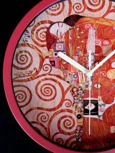 """""""Cuando pinto, uno de mis mayores sentimientos de placer es la conciencia de que estoy creando oro""""  (G.Klimt) ------------------------------ I ♥ diseño - I ♥ e s t u d i o d u e t o"""