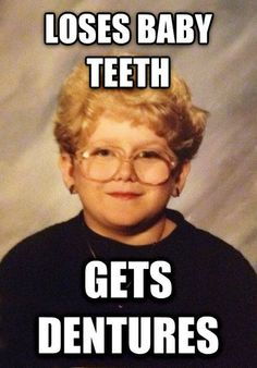 Can't stop laughing...and i thought my first glasses were bad