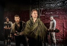 Tom Hiddleston as Coriolanus in Coriolanus (HQ)  Hopefully I'll be able to see it.