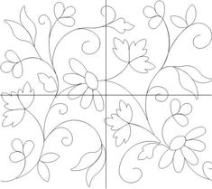 Risultati immagini per patrones para bordados mexicanos Mexican Embroidery, Hand Work Embroidery, Embroidery Flowers Pattern, Crewel Embroidery, Applique Patterns, Hand Embroidery Designs, Ribbon Embroidery, Floral Embroidery, Quilt Patterns