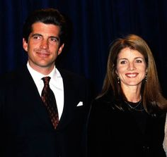 John Jr. and Caroline