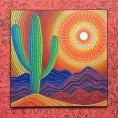 These beautiful quality PRINTS are sturdy, well made and would make a happy and colorful addition to any home.  Prints are laminated and mounted