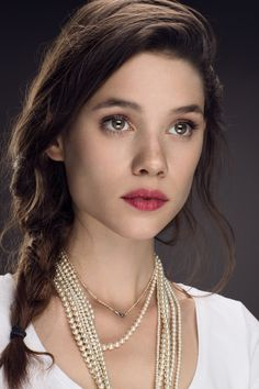 Astrid Berges Frisbey portrait by Kraus & Perino from the 33th Filmfest München
