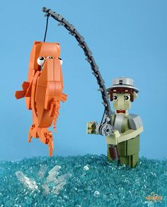 Gone Fishin'   by J.B.F