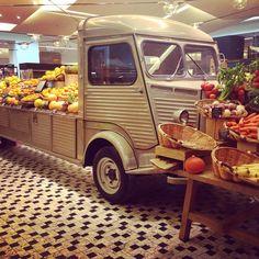 #lebonmarché #departmentstores #foodcourt