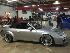 Gas Monkey Garage, Porsche, Cars, Autos, Car, Automobile, Porch, Trucks