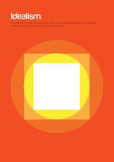 Philographics: Big Ideas In Simple Shapes By Genís Carreras | Yatzer