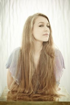 Joanna Newsom by Phil Fisk