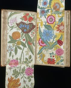 Talk by Olivia Horsfall Turner: Pattern-drawing and silk-weaving: decoding the designs of the 'late ingenious Mr Leman' – Huguenot Museum