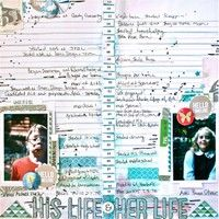A Project by soaphousemama from our Scrapbooking Gallery originally submitted 07/14/13 at 07:40 PM