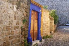 Porte ville de Rhodes par Claire-lise BAUD sur L'Internaute