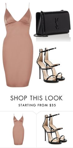 """""""Autumn 2016"""" by fashionby-gabby ❤ liked on Polyvore featuring River Island, Giuseppe Zanotti and Yves Saint Laurent"""