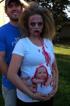 2ee549279785c Coolest Halloween costume ever! All you gotta do is cut up a baby doll,