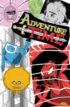 ADVENTURE TIME #30  Retail Price: $3.99 Author: Ryan North Artists: Liz Prince, Carey Pietsch, Rebecca Tobin, Yumi Sakugawa, and Jon Vermilyea Cover Artists: A: Mike Holmes B: Nick Iluzada (Subscription Cover) C: Luke Pearson (Incentive)  It's a rad stand-alone ZINE Special! Enjoy this crazy special as the citizens of Ooo create their own zines to share.