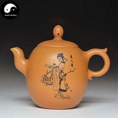 Yixing Zisha Teapot 220ml,Duan Clay