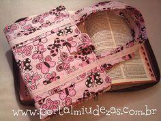 Capa para Bíblia - Caderno - Agenda