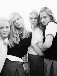 Introducing the 25 most memorable fashion moments of the '90s: Bonus Moment, The Virgin Suicides (1998)