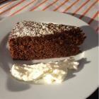 Rezeptbild: Schoko-Nuss-Kuchen mit Quark