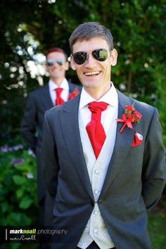 Twins.... Groom and Best Man. Penzance Registry office wedding. August 2013.