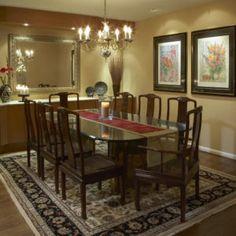 Dining Table Runner Ideas