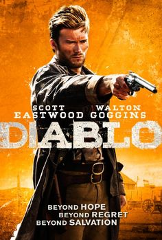 Diablo turned out to be a good. I expected less and got so much more. Scott Eastwood did a perfect job of pulling off this maddening western. A must see for the guys!!  3 and half Twizzles {}{}{}{